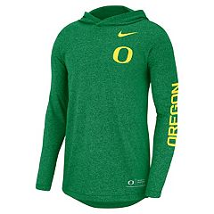 Men's Nike Oregon Ducks Hoodie Tee