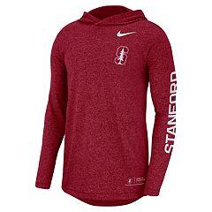 Men's Nike Stanford Cardinal Hoodie Tee