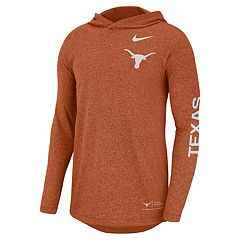 Men's Nike Texas Longhorns Hooded Top