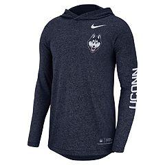 Men's Nike UConn Huskies Hoodie Tee