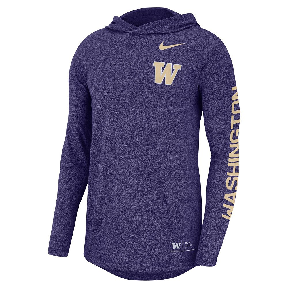 Men's Nike Washington Huskies Hoodie Tee