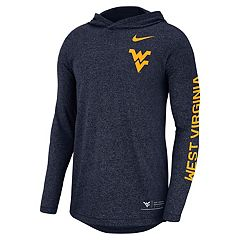 Men's Nike West Virginia Mountaineers Hoodie Tee
