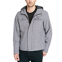 Men's Levi's Sherpa-Lined Softshell Trucker Jacket