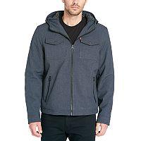 Men's Levi's Sherpa-Lined Softshell Trucker Jacket