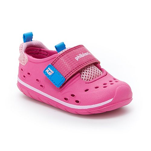 55793d4165 Stride Rite Made 2 Play Phibian Baby   Toddler Girls  Sandals
