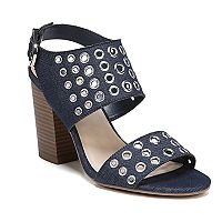 Fergalicious Jolene Women's High Heel Sandals