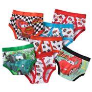 Disney / Pixar Cars 7 pkBriefs- Toddler Boy