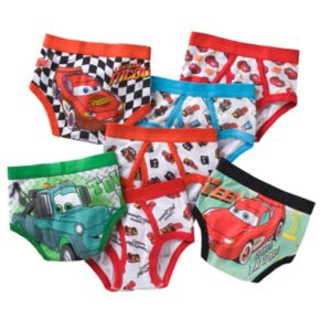 Disney / Pixar Cars 7-pk. Briefs- Toddler Boy
