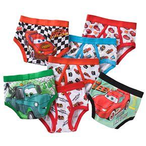 Disney / Pixar Cars 7-pk. Briefs- Toddler Boy