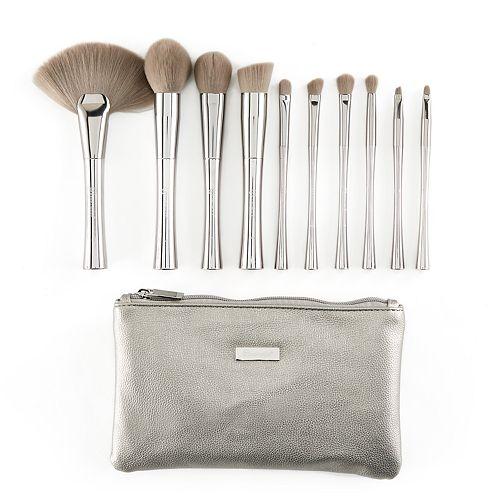 BH Cosmetics Smoke 'N Mirrors Makeup Brush Set