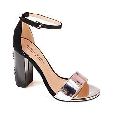 American Glamour by Badgley Mischka Bianca Women's High Heel Sandals