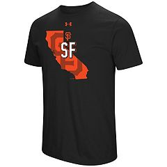 Men's Under Armour San Francisco Giants State Tee