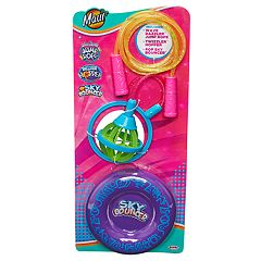 Maui Jump Rope, Twizzler Hopper and Pop Sky Bouncer 3-piece Set