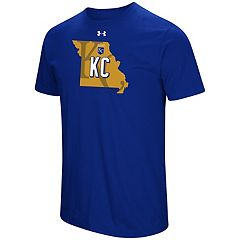 Men's Under Armour Kansas City Royals State Tee