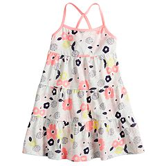 Toddler Girl Jumping Beans® Tiered Tank Dress