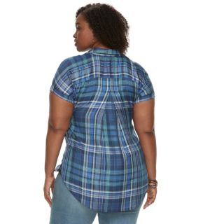 Plus Size SONOMA Goods for Life? Dolman Shirt