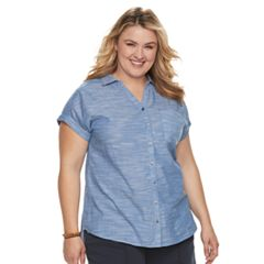 Plus Size SONOMA Goods for Life™ Dolman Shirt