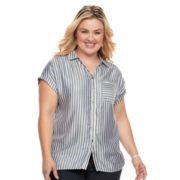 Plus Size SONOMA Goods for Life? Dolman Shirt