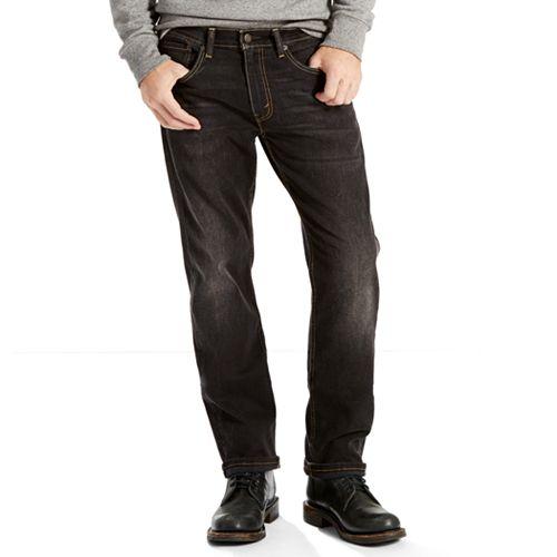 0db5fa3b0f9 Men s Levi s® 505™ Regular-Fit Stretch Jeans
