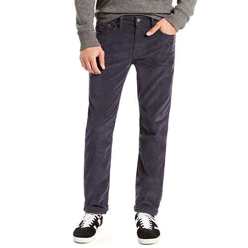 132b76ac6fe Men's Levi's® 511™ Slim-Fit Chino Corduroy Pants