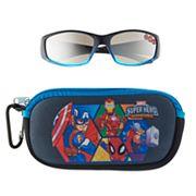 Boys 4-20 Marvel Comics Superhero Sunglasses