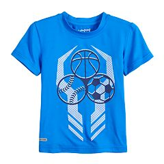 Toddler Boy Jumping Beans® Active Short Sleeve Graphic Tee
