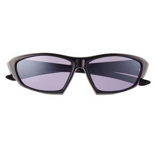 Boys 4-20 Eyesquared Futuristic Wrap Sunglasses