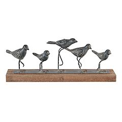 Madison Park Bird Table Decor