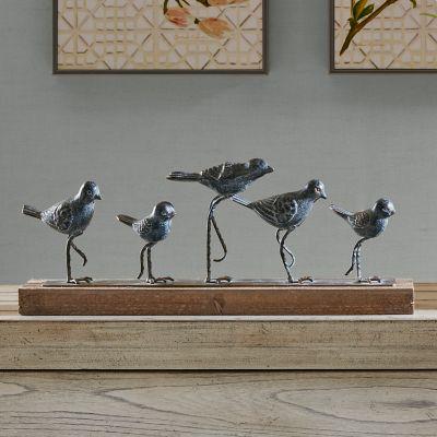 Madison Park Bird Table Decor