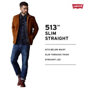 Men's Levi's® 513™ Slim Straight Jeans