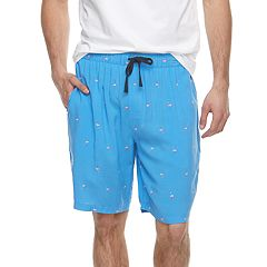 Big & Tall Chaps Woven Sleep Shorts