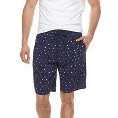 Big & Tall Chaps Woven Sleep Shorts