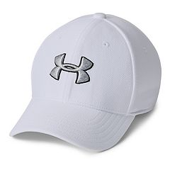 ce451f46 Boys 4-20 Under Armour Logo Baseball Fitted Hat