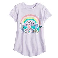 Toddler Girl Jumping Beans® DreamWorks Trolls Rainbow Squad Graphic Tee