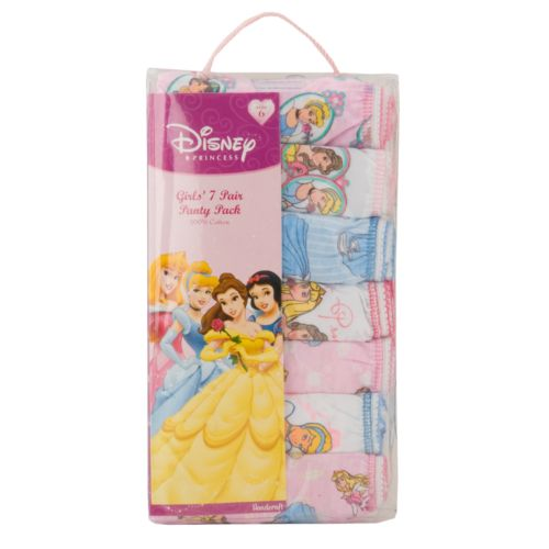Disney Princess 7-pk. Briefs - Toddler Girl