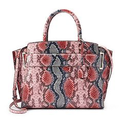 Jennifer Lopez Estella Triple-Entry Satchel