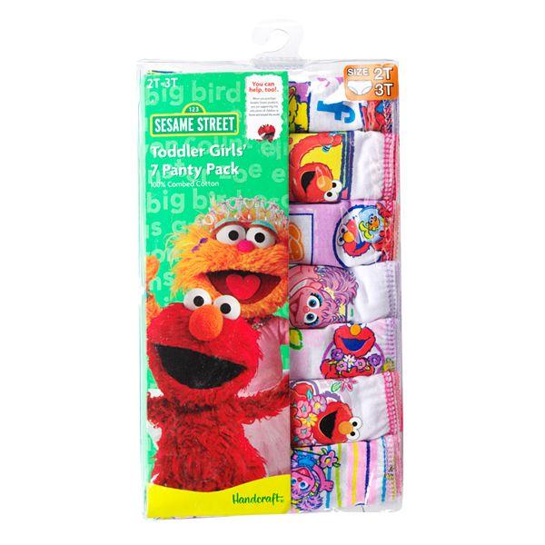 Elmo Toddler Panties