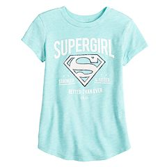 Toddler Girl Jumping Beans® Marvel 'Supergirl' Graphic Tee