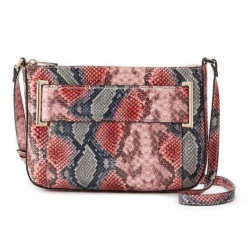 Jennifer Lopez Estella Mini Crossbody Bag