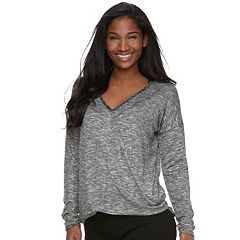 Women's Juicy Couture Embellished Crossover Top
