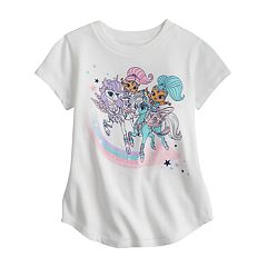Toddler Girl Jumping Beans® Shimmer & Shine Zaharacorns Graphic Tee