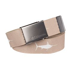 Men's Columbia Camo Reversible Stretch Performance Belt