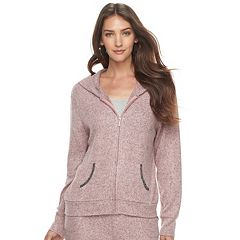 Women's Juicy Couture Embellished Hooded Jacket