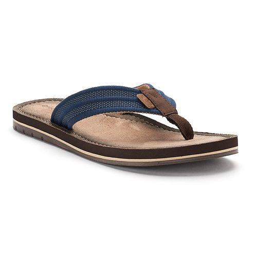 4c03433f6 Men s Dockers Elevated Knit Flip-Flops