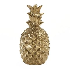 Madison Park Signature Pineapple Table Decor