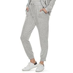 Women's Juicy Couture Midrise Jogger Track Pants