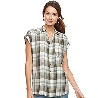 Women's SONOMA Goods for Life™ Dolman Shirt