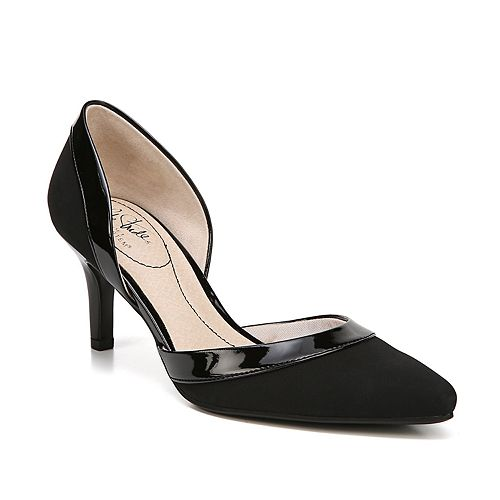 LifeStride Saldana Women's D'Orsay High Heels