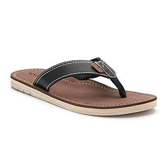 Men's Dockers  Elevated Two-Tone Flip-Flops