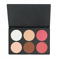 BH Cosmetics Contour & Blush 6-Color Palette